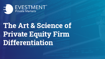 The art & science of private equity firm differentiation